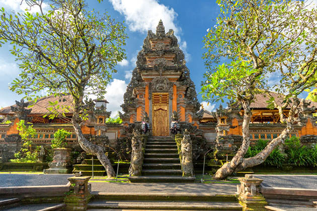 Ubud - most popular destinations for Bali honeymoon packages