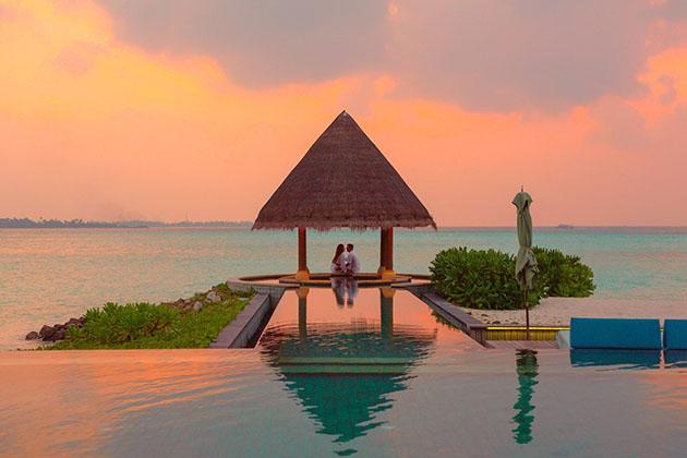 Uluwatu - incredible spot for Bali honeymoon vacation