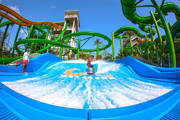 Water Bom in Bali is one of the best Indonesia family holiday destinations