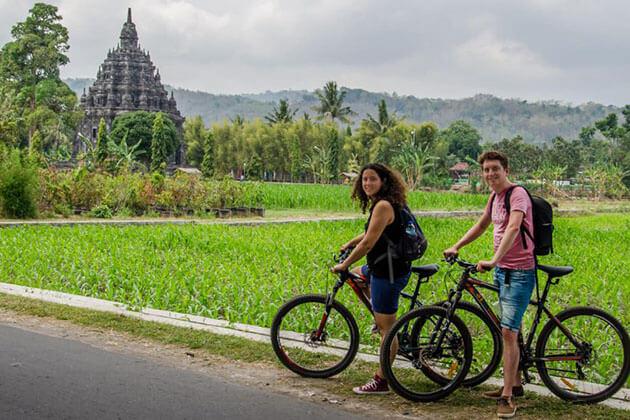 Yogyakarta cycling tour