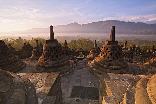 Yogyakarta - explore the culture in Indonesia honeymoon package