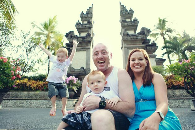 bali indonesia family tour - 8 days