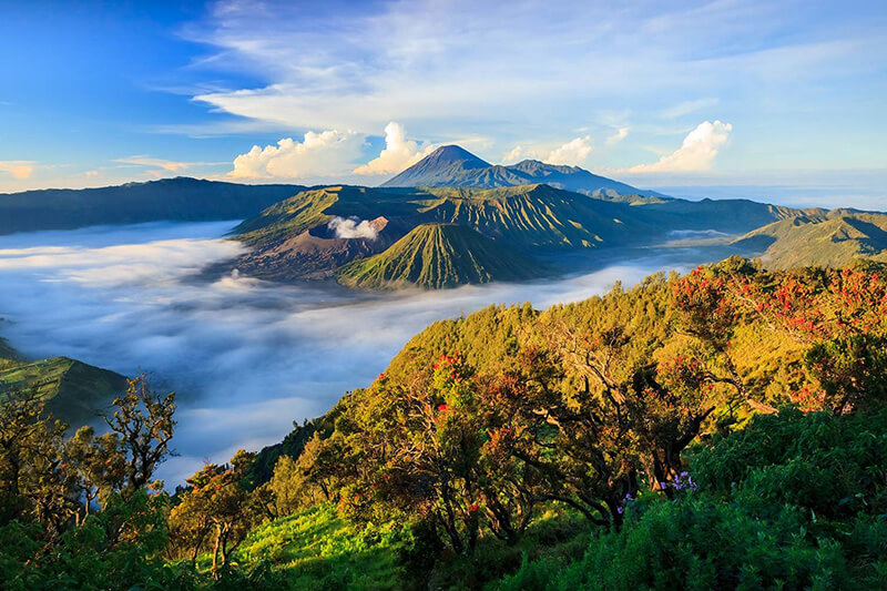 best time to visit Indonesia
