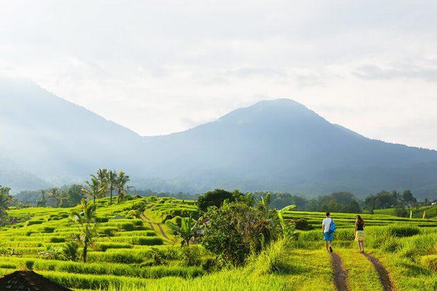 memorable bali indonesia honeymoon package