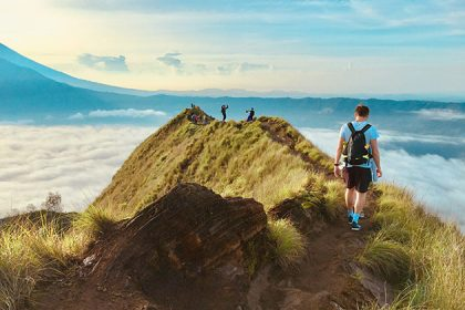 mt batur trek - activity for bali tour packages