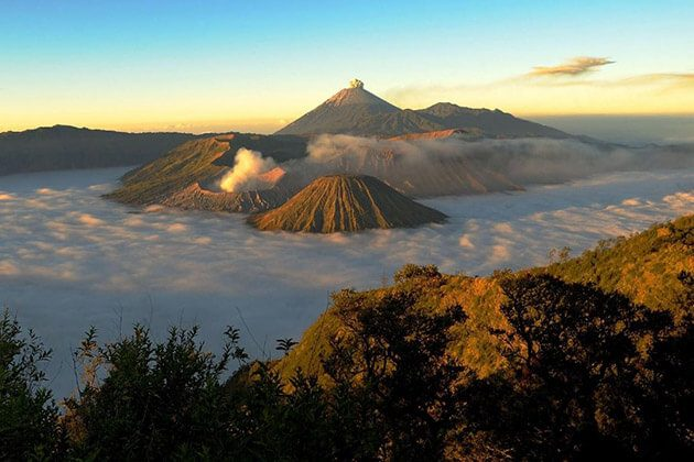 mt bromo - attraction for indonesia adventure travel