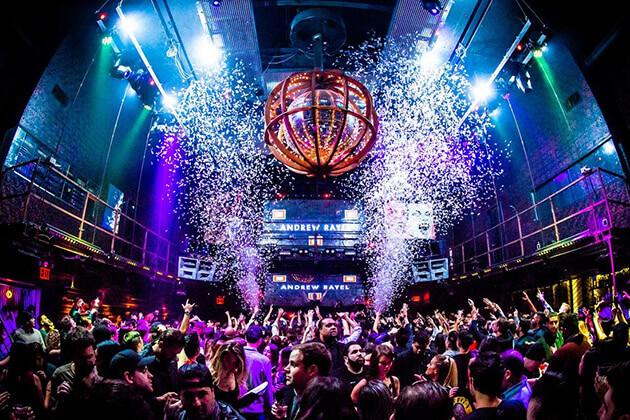 nightclub in medan - indonesia nightlife
