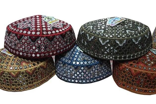 peci - indonesia traditional hat