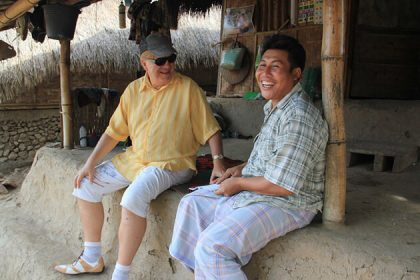 talk with the local - ineresting thing to do in lombok trip