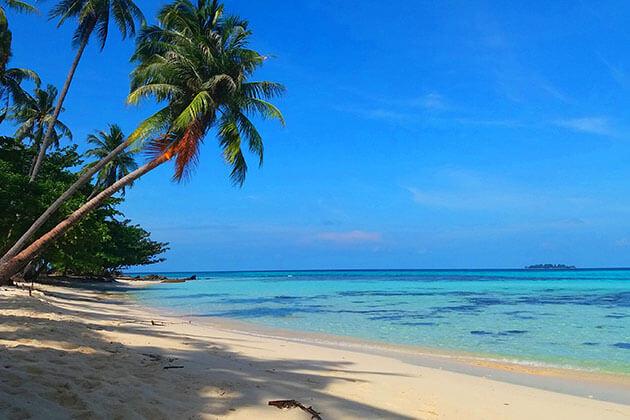 the enchanting Karimunjawa Beach in Indonesia